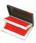 Order replacement pads at directrubberstamps.com. Quick turnaround times!