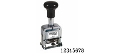 Order your 8-band automatic numbering machine stamp from directrubberstamps.com. Fast turnaround times!!!!